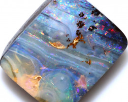 30.87 CTS BOULDER OPAL-WELL POLISHED -[BMA9961]