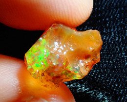 4.18ct Natural Rough Mexican Fire Opal