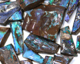 20 = 500cts Australian Boulder Opal Solid Stone ML02065