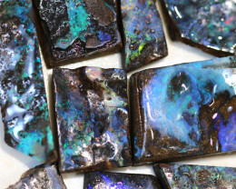 10 = 345cts Australian Boulder Opal Solid Stone ML02083