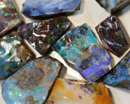 10 = 550cts Australian Boulder Opal Solid Stone ML02084