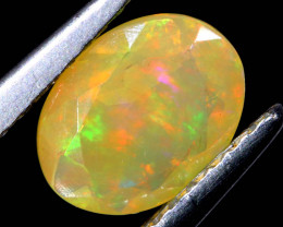 0.60 CTS ETHIOPIAN FACETED STONE FOB-2396