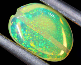 0.75 CTS ETHIOPIAN OPAL BEAD STONE FOB-2397