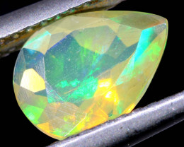 0.80 CTS ETHIOPIAN FACETED STONE FOB-2398