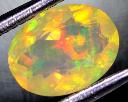 0.70 CTS ETHIOPIAN FACETED STONE FOB-2402