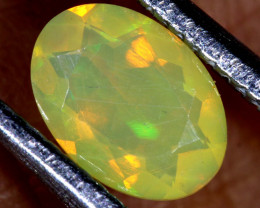 0.45 CTS ETHIOPIAN FACETED STONE FOB-2403