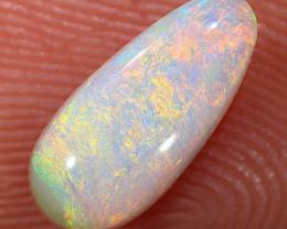 0.72ct 10x4.3mm Solid Lightning Ridge Crystal Opal [LO-2602]