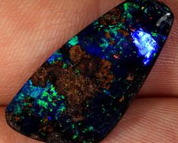10.8ct 25x12mm Queensland Boulder Opal  [LOB-3456]