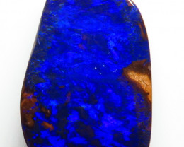 6.92ct Queensland Boulder Opal Stone