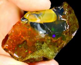47cts Ethiopian Crystal Rough Specimen Rough / CR1758