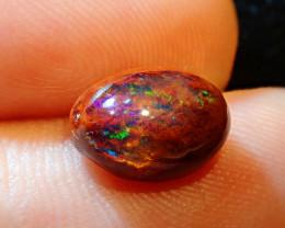 2.85ct Mexican Matrix Cantera Multicoloured Fire Opal