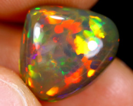 4.94cts TOP GRADE Natural Ethiopian Welo Opal / BF3060