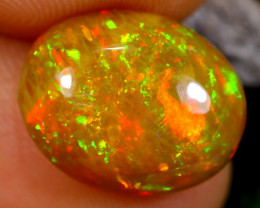 4.70cts TOP GRADE Natural Ethiopian Welo Opal / BF3066