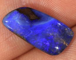 5.6ct 16x8.5mm Queensland Boulder Opal  [LOB-3459]