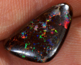 5.55ct 14x8mm Queensland Boulder Matrix Opal  [LOB-3468]