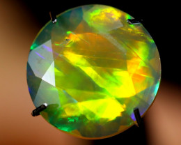 1.94cts TOP GRADE Natural Faceted Ethiopian Welo Opal / BF3172