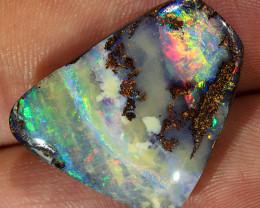28ct 24x20mm Queensland Boulder Opal  [LOB-3489]