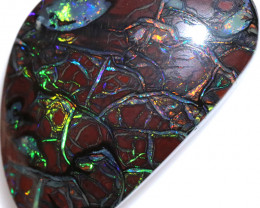 32.60 CTS BOULDER OPAL-TOP POLISHED -[BMB122]