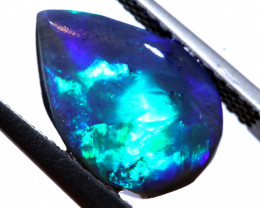 2.85CTS  BLACK OPAL RUB L.RIDGE  DT-A2980