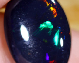 4.20CTS SUNFLASH  BLACK  OPAL [CD8]