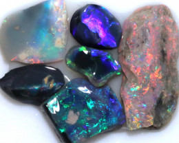 Black Opal Rough Parcels
