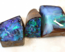 3 = 131cts Australian Boulder Opal Solid Stone ML02130