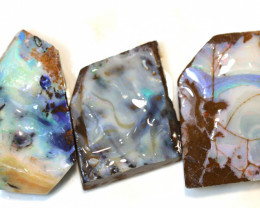 3 = 818cts Australian Boulder Opal Solid Stone ML02139