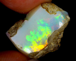 7cts Natural Ethiopian Welo Rough Opal / WR3712