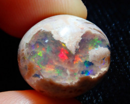 15.36ct Mexican Matrix Cantera Multicoloured Fire Opal