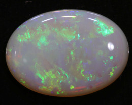 2.61CTS WHITE OPAL CUT STONE LO-6172