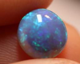 2.20Cts Beautiful pattern Dark Blue/Green Crystal Opal GRG-223