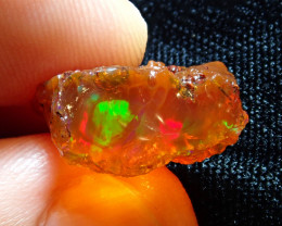 9.71ct Natural Rough Mexican Fire Opal