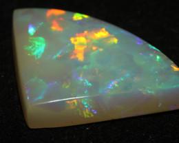 11.5 CTS Beatifull brazilian white opal