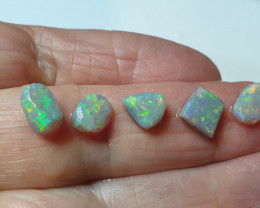 Lightning Ridge Rough Opal Rubs