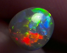 Lighting Ridge Solid Gem darl Opal Muitiple Gem colors