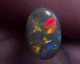 Lighting Ridge Solid Gem Black Opal Muitiple Gem colors