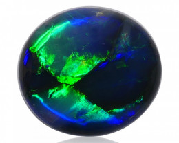 1.15 ct Black Opal from Lightning Ridge - Australia