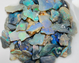 Select Rough Seam Opals - Lots of Colours with Potential