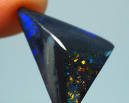 9.30CT BLACK OPAL  LIGHTNING RIDGE RE794