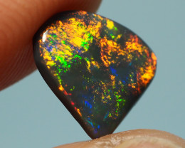 1.15CT BLACK OPAL  LIGHTNING RIDGE RE816