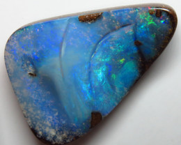 31.35ct Queensland Boulder Opal Stone