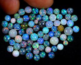 10.84cts Natural Ethiopian Welo Opal Parcel Lot / HM898