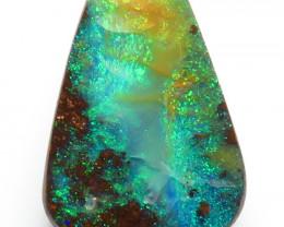 3.39ct Queensland Boulder Opal Stone