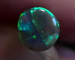 Lighting Ridge Solid Gem Black crystal Opal Muitiple Gem colors