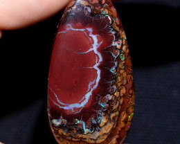 62.14 CTS STUNNING BOULDER OPAL FROM KOROIT [BMB192]