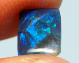 0.85CT BLACK OPAL  LIGHTNING RIDGE RE932