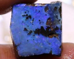 14cts Australian Boulder Opal Rub  DO-390