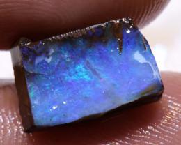 Australian Boulder Opal Rub 6.95 cts  DO-404