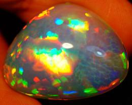 17.27 CT Rare Quality  Welo Ethiopian Opal-MA48