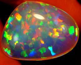 16.66 ct Multi Chaff pattern  Welo Ethiopian Opal-MA49
